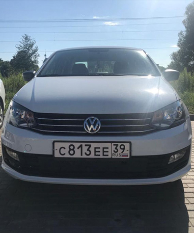 Volkswagen Polo МКПП 2015-2019