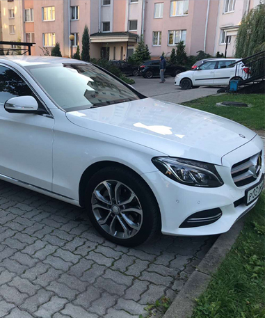 Mercedes Benz C180 АКПП 2018-2019