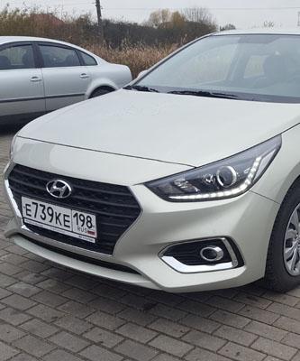 Hyundai Solaris МКПП 2015-2019
